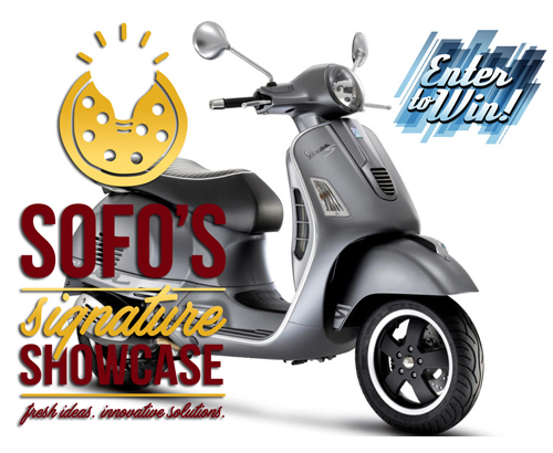 Sofo's Signature Showcase is Sunday, April 28, 2019