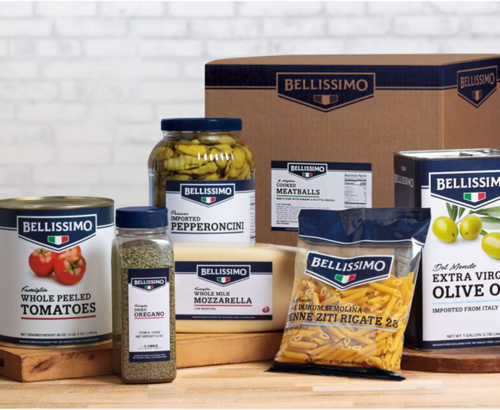 Bellissimo Foods Company Unveils New Look!