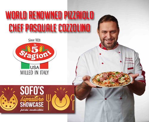 Meet Celebrity Chef Pasquale Cozzolino
