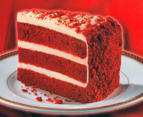 Taste It Presents Red Velvet Cake