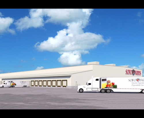 Sofo Foods Warehouse Expansion 2017