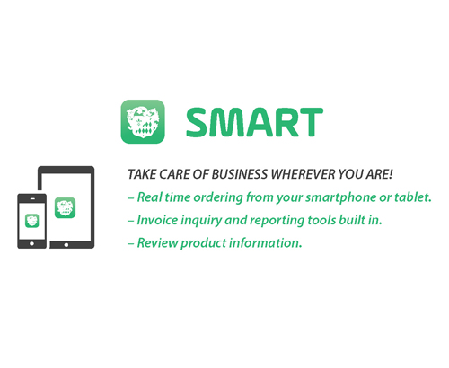 SMART is the Sofo Mobile App that is available to all customers