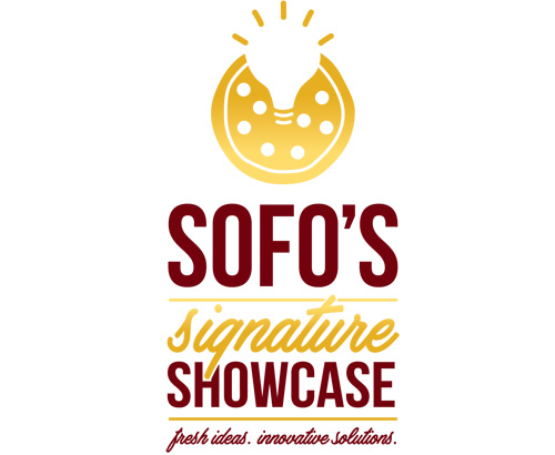 Save the Date! Sunday, April 26, 2020 for Sofo's Signature Showcase