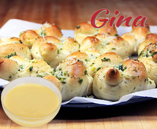 Gina Garlic Sauce