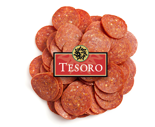 Tesoro Sliced Pepperoni